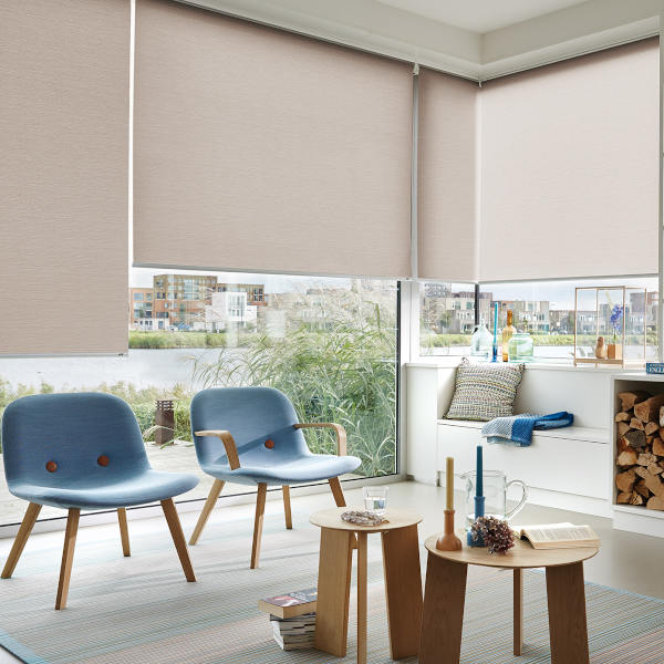 Luxaflex Roller Blinds in a Play Room by Mirmac