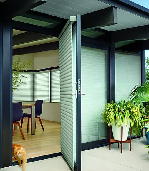 Introducing the new Luxaflex® Sonnette™ Shades range